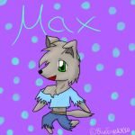 Max :Prize: by BlueEyesNeko