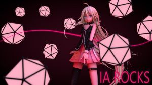 .: IA ROCKS :. by segawa2580