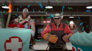 [SFM-Gift] Happy birthday Nikolad by LurioAsplund
