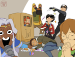 Voltron is full of losers by pottertwins186