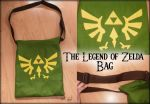 The Legend of Zelda Bag by KeyCrystal
