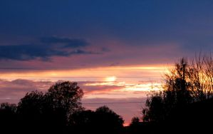 May 11th Sunset #2 by Michies-Photographyy