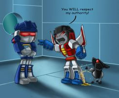 Starscream: FAIL by The-Starhorse
