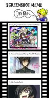 ScreenShot meme - Code Geass by tomgirl227