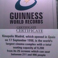The world s largest cinema by Maria-92