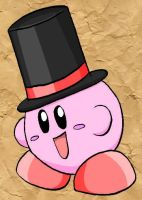 Professor Layton Kirby by littlemisskirby