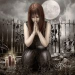 Do not Leave me Alone by vampirekingdom