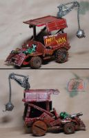 Da Orkz Party Van by Snowfyre