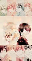 Love Stage!! by letterboom