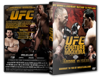 UFC 102 DVD Cover by Y0urJoker