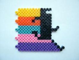 PixelBead: Bit.Trip Runner by DrFrancisGross