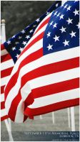 September 11th Flags by creynolds25