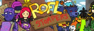 LOL banner for a friend by Daemon107