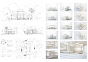 Architecture Year 01 Semester 02 by tidus-yuna