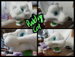 Pudding Cat headbase-SOLD by RadCatBlakat
