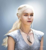 Daenerys by ThreshTheSky
