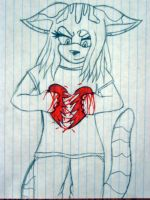 .:Ripping Heart:. by CrazyMeliMelo