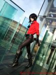Ada Wong: Resident Evil 6 by MasterCyclonis1