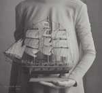 And the sound rang out over the silence of seas by Anina-Bird