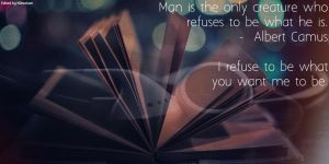 Quote about Man by AddictedTunes