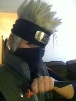 Kakashi, Your Safety Is On.. by ChidoriLove89