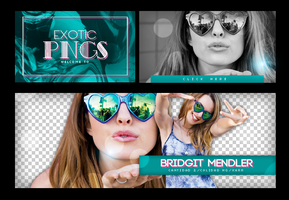 Pack png 540 // Bridgit Mendler. by ExoticPngs