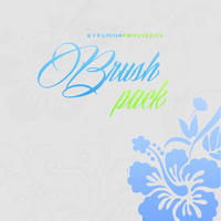 Brush pack. Free. by Romina-panquesito