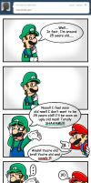 .:How old are you Luigi:. by Miapon
