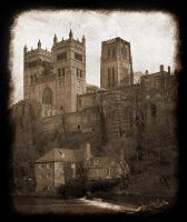 Cathedral Sepia by rorshach13