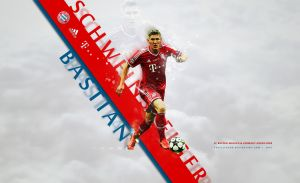 Bastian Schweinsteiger Wallpaper by eaglelegend
