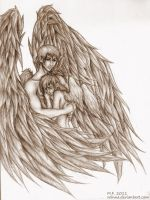 Wings of Protection by Velnna
