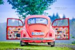 cool wedding car by CIUCIU-Photography