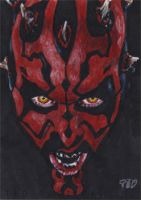 Darth Maul PSC by tdastick