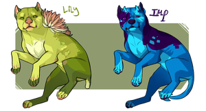 sparkle pibbles - auction! by Bl1zzy