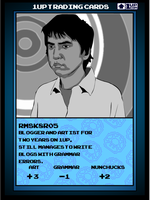 Trading Card by rmsk8r05