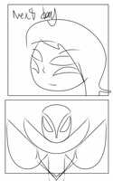 Mystics: Story board comic 3405 by animax1z