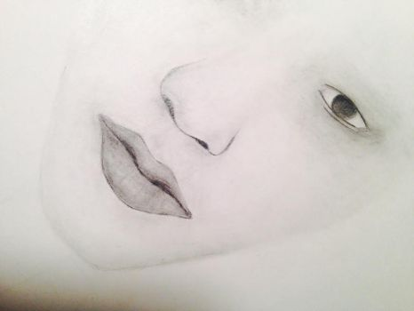 I felt like experimenting with graphite, by 2846mn