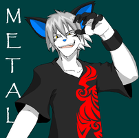 :METAL KITTY: by Kivwolf
