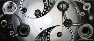 Industrial-Light-And-Circles by ModernArtist123