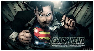 Clark Kent by MMFERRA