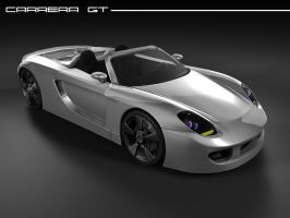 carrrera gt final by 3DEricDesign