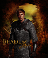 Bradley James by N0xentra
