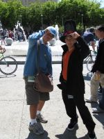 Fanime 2010 - Luke and Layton by Cosphotos