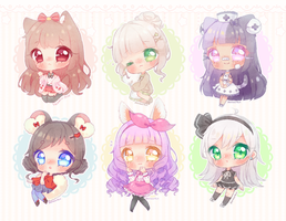 Sketch Chib Batch by Shirouu-kun