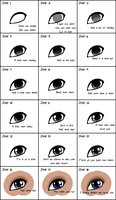 Eye Tutorial by Port-Metro