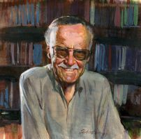 Stan Lee by JoeComicBook