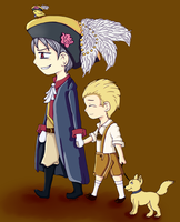 Germany and Prussia by Julesie