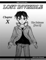 Lost Invisible Chapter X by Kxela