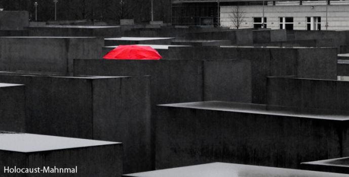 Holocaust Mahnmal by liverpool67