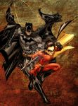 Dynamic Duo by SpiderGuile by StephenSchaffer